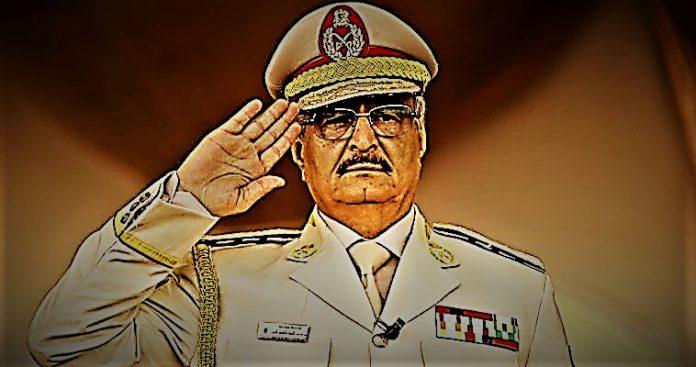 Χαλίφα Χάφταρ, ο στρατάρχης που