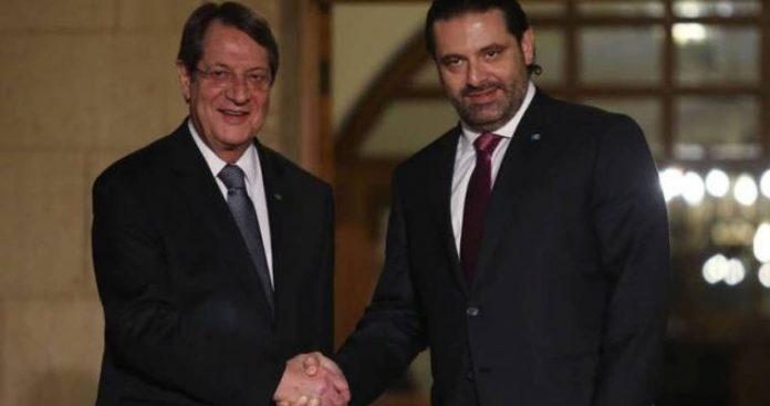 Η Λευκωσία τα βρίσκει με τον Λίβανο για το φυσικό αέριο, Κώστας Βενιζέλος