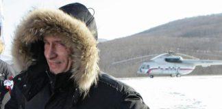 """Ο Πούτιν εφορμά για την """"κατάκτηση"""" της Αρκτικής, Κώστας Ράπτης"""
