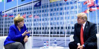 Με γκρίνια για την Μέρκελ και απειλές στην Μόσχα τα γενέθλια του ΝΑΤΟ, Βαγγέλης Σαρακινός