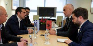 Τσίπρας και Ράμα ξαναζεσταίνουν την ελληνοαλβανική σούπα, Νεφέλη Λυγερού