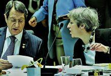 Με βάσεις και Brexit αντεπιτίθεται η Λευκωσία στο Λονδίνο, Κώστας Βενιζέλος