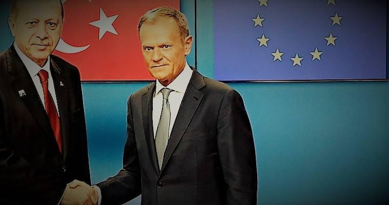 """Η δεύτερη τουρκική """"εισβολή"""" στην Κύπρο και η αδράνεια της ΕΕ, Χρήστος Καπούτσης"""