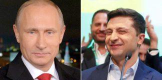 Ανταλλαγή κρατουμένων θέλει ο Ουκρανός πρόεδρος