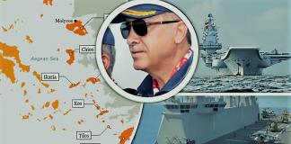 Θα το κάνουν σαν τους Κινέζους - Η άδηλη αποστολή του Anadolu, Κώστας Γρίβας