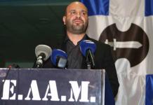 Η κυπριακή Χρυσή Αυγή διεκδικεί με αξιώσεις να εκλέξει ευρωβουλευτή, Κώστας Βενιζέλος