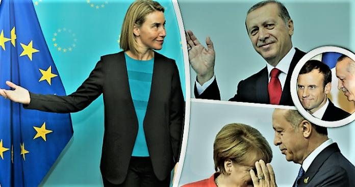 Κυρώσεις γιοκ από ΕΕ σε Τουρκία - Η υποκριτική στάση των εταίρων, Αλέξανδρος Τάρκας