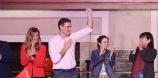 Προς σχηματισμό κυβέρνησης συνεργασίας οδεύει η Ισπανία