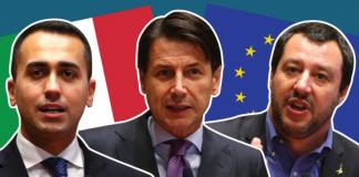 Κυβέρνηση στην σκιά του Σαλβίνι στην Ιταλία, Βαγγέλης Σαρακινός