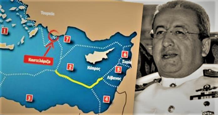Γιατί είναι στόχος το Καστελλόριζο - Τι έλεγε Τούρκος ναύαρχος το 2008, Σταύρος Λυγερός