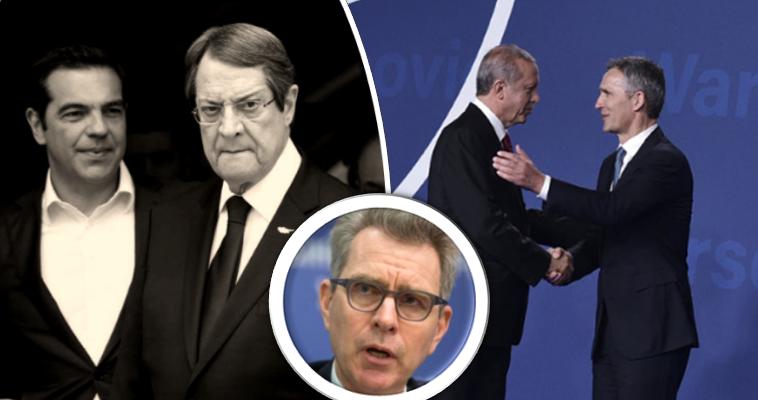 Ψυχρολουσία Ελλάδας από Πάιατ - Επιδιώξτε συμφωνία win win με Τουρκία, Χρήστος Καπούτσης