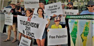 Το Παλαιστινιακό δεν λύνεται μέσω της Eurovision..., Μάκης Ανδρονόπουλος