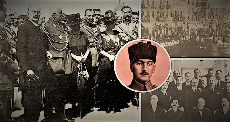 Σμύρνη 1919: Η διπλωματική ευφορία πριν τη στρατιωτική τραγωδία, Αντώνης Κλάψης