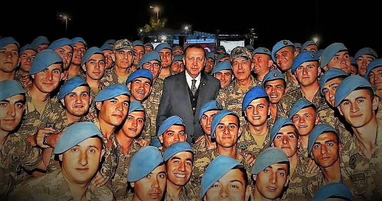 Η Τουρκία κυνηγάει τη δική της Μεγάλη Ιδέα, Πέτρος Ζαρούνας
