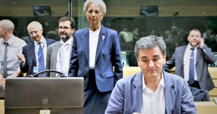 Η Ελλάδα μεταρρυθμίζει το ΔΝΤ, Μάκης Ανδρονόπουλος