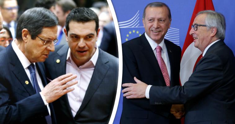 Τουρκικό τετελεσμένο, ευρωπαϊκή απροθυμία και ελλαδική αφασία, Θεόδωρος Ράκκας