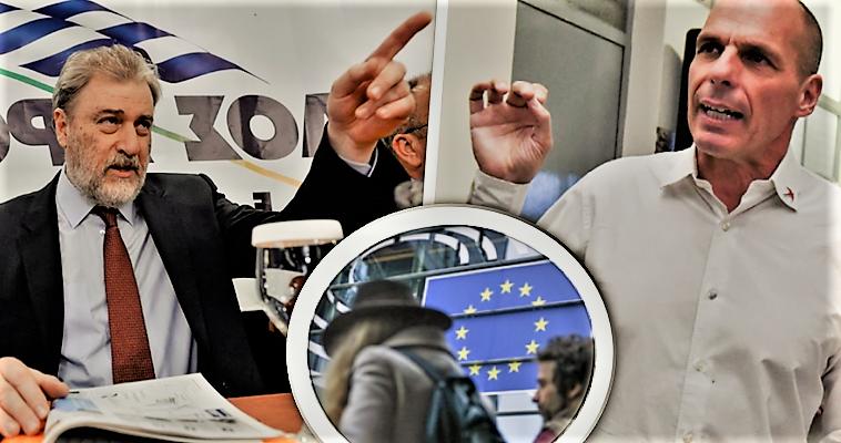 Ρέστα από ΝΔ και ΣΥΡΙΖΑ για το 21% που πήραν οι 'Λοιποί', Μάκης Ανδρονόπουλος