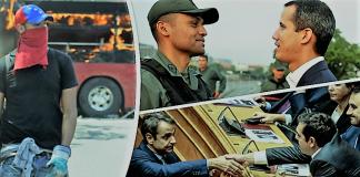 Ένα ακόμα πραξικόπημα στη Βενεζουέλα - Σε αντί-Μαδούρο μήκος κύματος Μητσοτάκης, αλλά και Τσίπρας, Θέμης Τζήμας