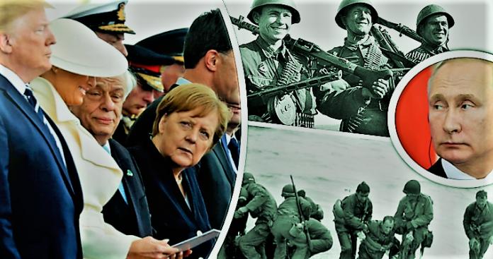 Νορμανδία 75 χρόνια μετά - Τα fake news της Δύσης, Ιωάννης Μπαλτζώης