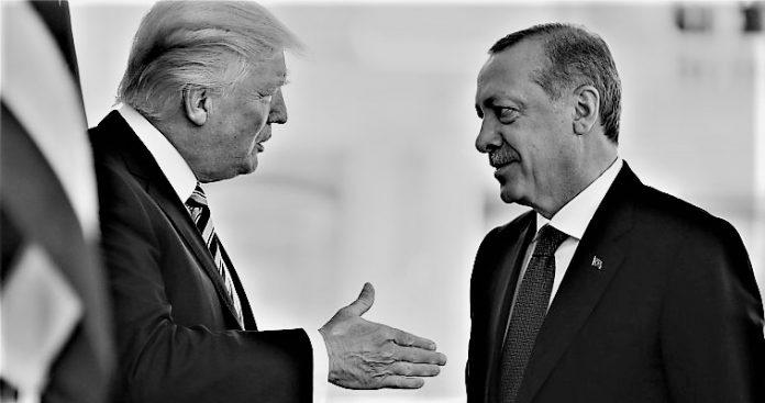 Γιατί ο πρόεδρος Τραμπ τηρεί θετική στάση έναντι του Ερντογάν, Σταύρος Λυγερός