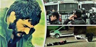 Και όμως, Κούρδος πατέρας κατηγορείται για τρομοκρατία επειδή πήγε στην κηδεία του γιού του