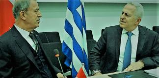 Οκτώ σημεία σύγκρουσης στη συνάντηση Αποστολάκη-Ακάρ, Χρήστος Αποστολάκης