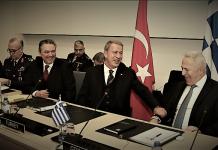 Ελληνοτουρκικά 'ΜΟΕ' ή επικίνδυνες συναναστροφές;, Ιωάννης Μάζης