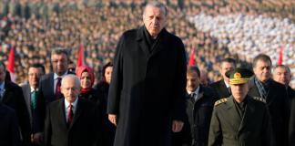 """Η απειλητική για τον Ελληνισμό """"Ατζέντα 2023"""" του Ερντογάν, Ιωάννης Μπαλτζώης"""