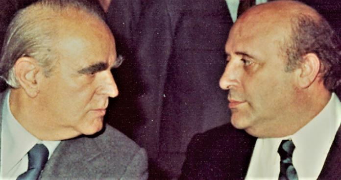 Πως εξηγούσαν στην Αθήνα το 1976 την επιθετικότητα της Τουρκίας, Βαγγέλης Γεωργίου