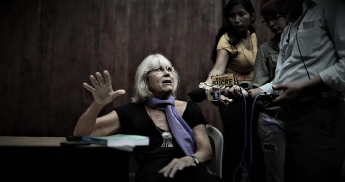 Μάρτα Χάρνεκερ - Αντίο στη διανοούμενη που πολέμησε τον καπιταλισμό όχι μόνο στα λόγια, Βασίλης Ασημακόπουλος