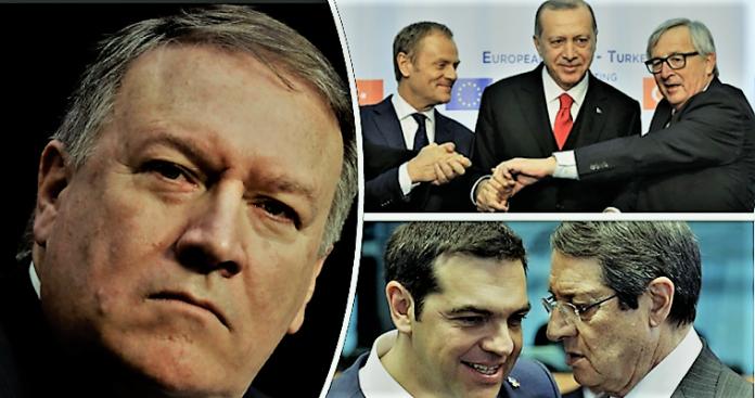 Το διπλωματικό παρασκήνιο σε ΗΠΑ και ΕΕ για την κυπριακή ΑΟΖ, Αλέξανδρος Τάρκας