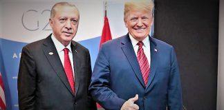 """""""Πρώτα η Αμερική"""" ή πρώτα η Τουρκία πρόεδρε Τραμπ; Μιχάλης Ιγνατίου"""