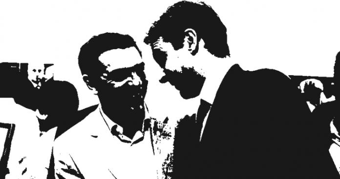 Μητσοτάκης και Τσίπρας ενώπιον της Ιστορίας, Δημήτρης Κωνσταντακόπουλος