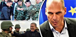 Αν ο Βαρουφάκης γινόταν πρωθυπουργός μια Μέρα25..., Βαγγέλης Γεωργίου