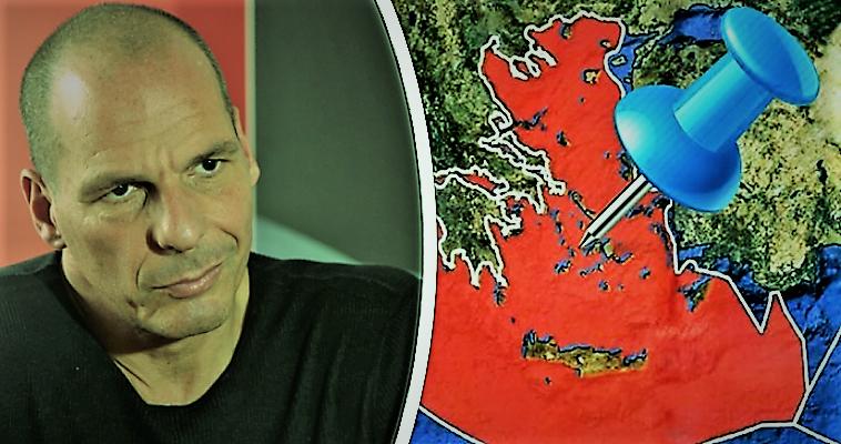 Βαρουφάκης: Hot spots σε όλη την Ελλάδα θέλει η κυβέρνηση