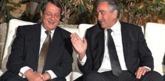 Συνάντηση Αναστασιάδη-Ακιντζί εν μέσω πολεμικού κλίματος, Νεφέλη Λυγερού