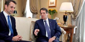 Κυριάκος και Κυπριακό - Εθνικό καθήκον ή οικογενειακή παράδοση;, Κώστας Βενιζέλος