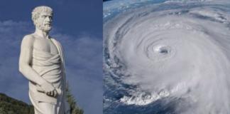 Τι έλεγε ο Αριστοτέλης για τους τυφώνες και τις καταιγίδες