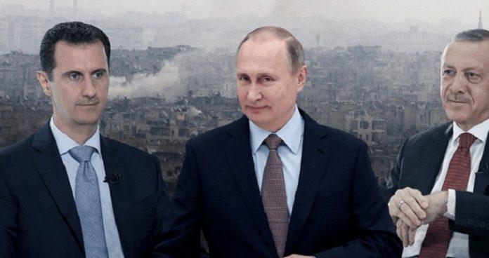 Η εκεχειρία του Άσαντ και τα παιχνίδια του Ερντογάν, Βαγγέλης Σαρακινός