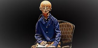 Πεθαίνοντας στα 17 από βαθιά γεράματα!, Αναστάσιος Λαυρέντζος