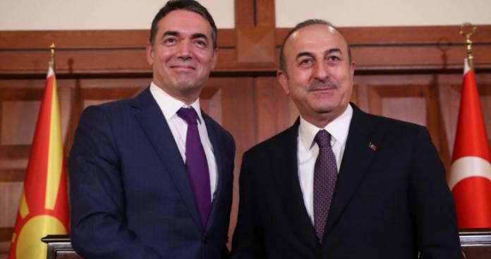 Πως η Τουρκία «αγκαλιάζει» την Βόρεια Μακεδονία, Κώστας Αττίας
