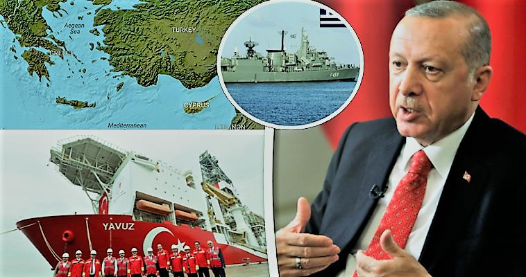 """Πως φθάσαμε στη γεώτρηση του """"Πορθητή"""" - Τα επόμενα βήματα του Ερντογάν, Άγγελος Συρίγος"""