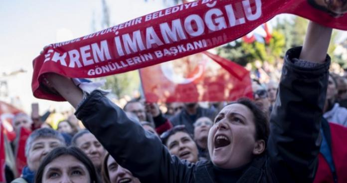 Εκρέμ Ιμάμογλου - Ο αυριανός αντι-ερντογανικός κεμαλιστής Πρόεδρος της Τουρκίας, Μάριος Ευρυβιάδης