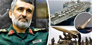 Οι ιρανικοί πύραυλοι που απειλούν τα αμερικανικά αεροπλανοφόρα, Κώστας Γρίβας
