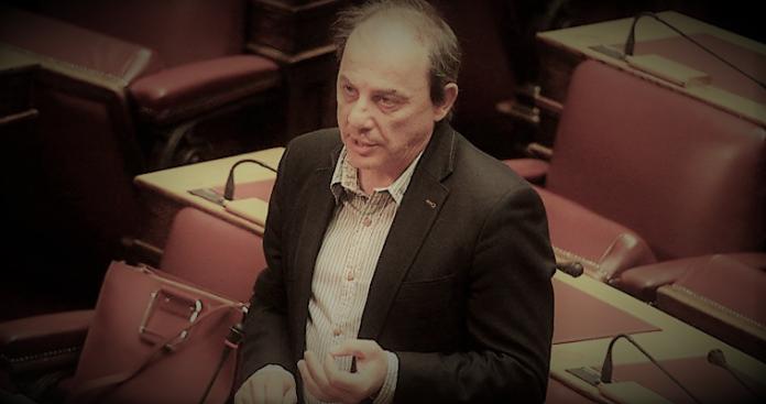 Ο κ. Καραγιαννίδης και η Δημοκρατία, Παναγιώτης Μπαλακτάρης