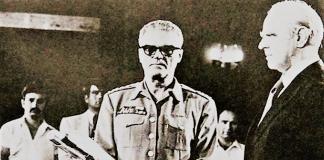 Ο θυμωμένος πρέσβης και το ντιμπέιτ βασιλικών-δημοκρατικών του 1974, Βαγγέλης Γεωργίου