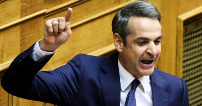 «Η Ελλάδα έχει φτάσει στα όρια της» - Ο Μητσοτάκης πιέζει την ΕΕ, Κυριάκος Μητσοτάκης