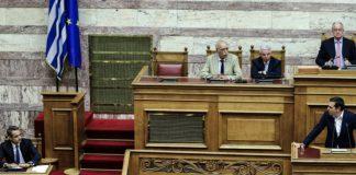 Τοξικός ο νέος δικομματισμός - Η Ελλάδα βυθίζεται στην παρακμή, Γιώργος Παπασίμος