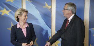 """""""Αλληλοσυμπληρώνονται ΝΑΤΟ και ΕΕ"""" για την διάδοχο του Γιούνκερ"""
