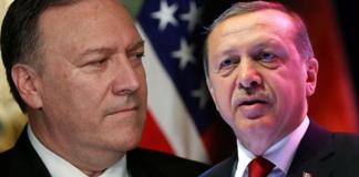 Ο Τραμπ -δια του Πομπέο- απειλεί την Τουρκία με στρατιωτικά μέτρα!